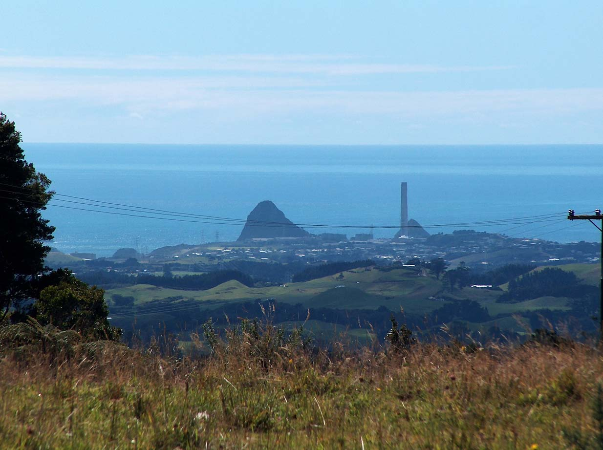 North Island - New Plymouth